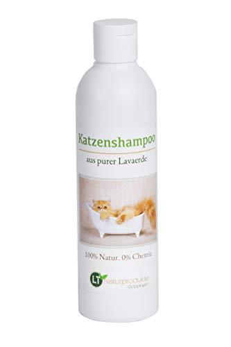 LT-Naturprodukte Katzenshampoo | Bio | sanfte Fellpflege ohne Chemie & Seife | gegen Juckreiz |...