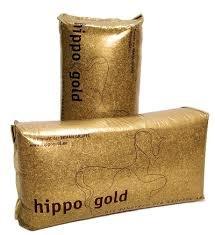 hippo gold Kleintier- und Pferde- Einstreu, Sack/Stalleinstreu Boxenstreu, 9 Fach entstaubt,...