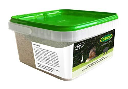 DEFKA 1,0 kg Zuverlässiger biologischer Naturstoff zur nachhaltigen Vermeidung von...